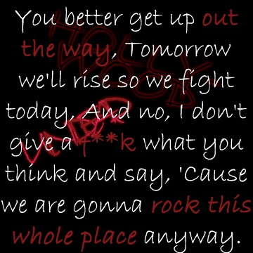 hollywood undead quote