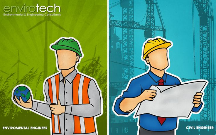 Difference Between an Environmental Engineer and Civil Engineer. Visit Envirotech Environmental Consultants Sydney blog http://www.envirotech.com.au/blog/difference-between-an-environmental-engineer-and-civil-engineer/