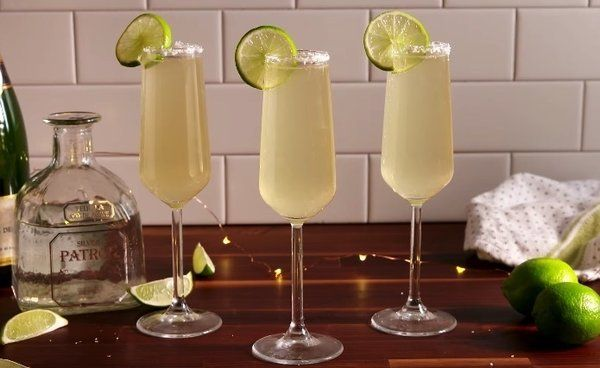 How To Make Champagne Margaritas For When You Want To Feel A Little Classy
