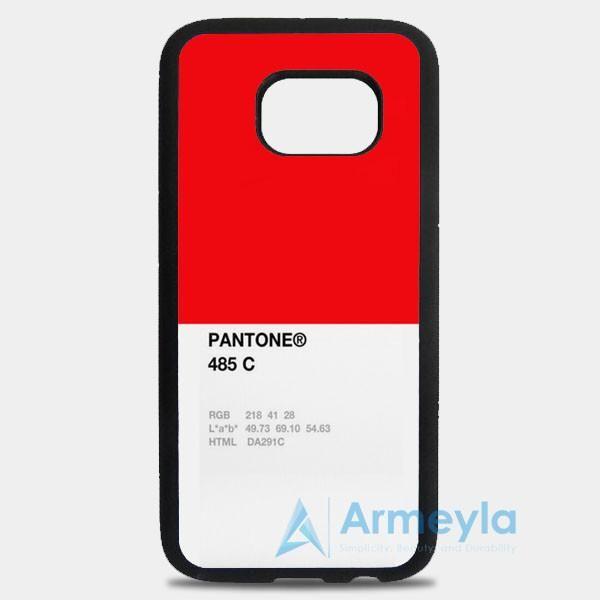 Pantone 485 C Samsung Galaxy S8 Plus Case | armeyla.com