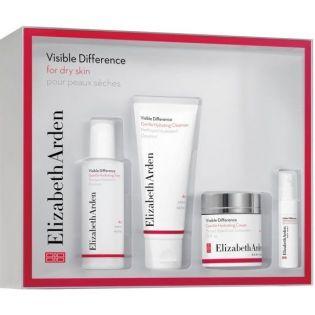 Elizabeth Arden Visible Difference Dry Skin Set - Kuru Cilt Bakım Seti  #makyaj  #alışveriş #indirim #trendylodi  #ciltbakımı #bakım #moda #güzellik #cilt #kozmetik