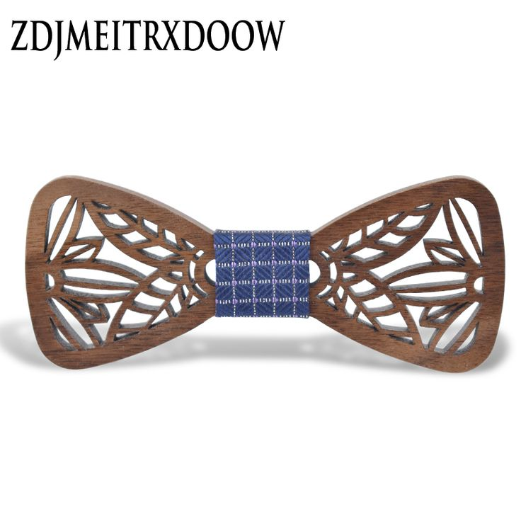 Hollow Wood Bow Ties for Men //Price: $13.00 & FREE Shipping Over 180 countries //    #neckties