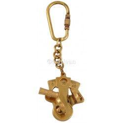 Nautical Gift Anchor Key Chain