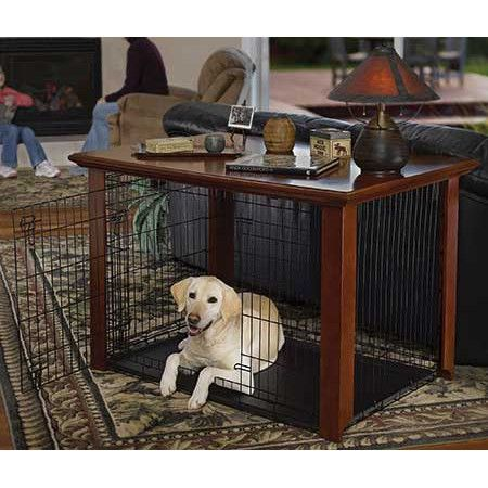 """Found it at Wayfair - Classic Heritage Wood Crate Cover. Talk about """"multi-purpose!"""" Cool idea..."""
