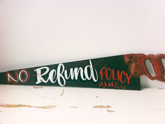 288 best Sign Painting images on Pinterest Sign painting, Hand - refund policy