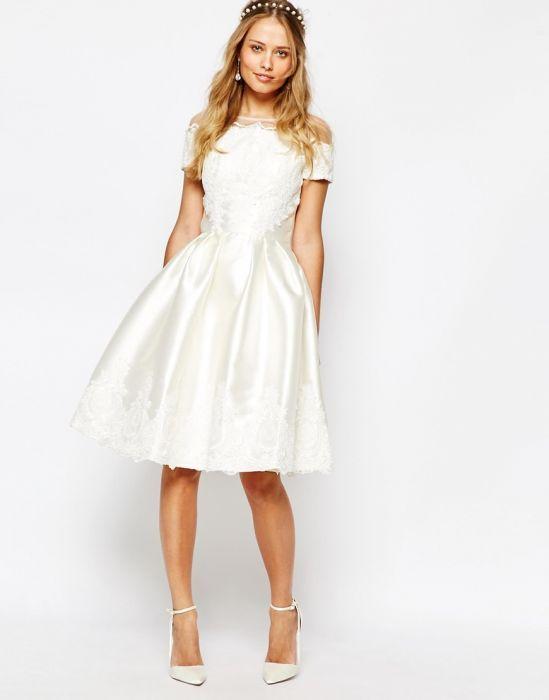 Suknia ślubna z sieciówki? Nie uwierzycie, że to suknie z ASOS.com