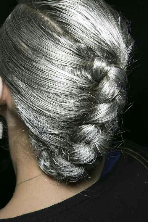 hair style photo 17 best images about grey is in on beautiful 7322