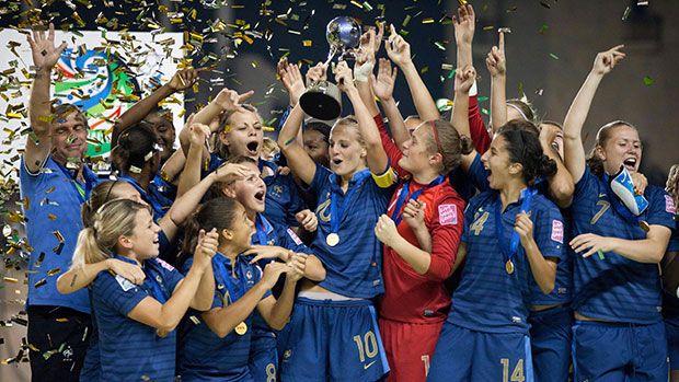 FIFA's World Cup year kicks off with U-17 tournament