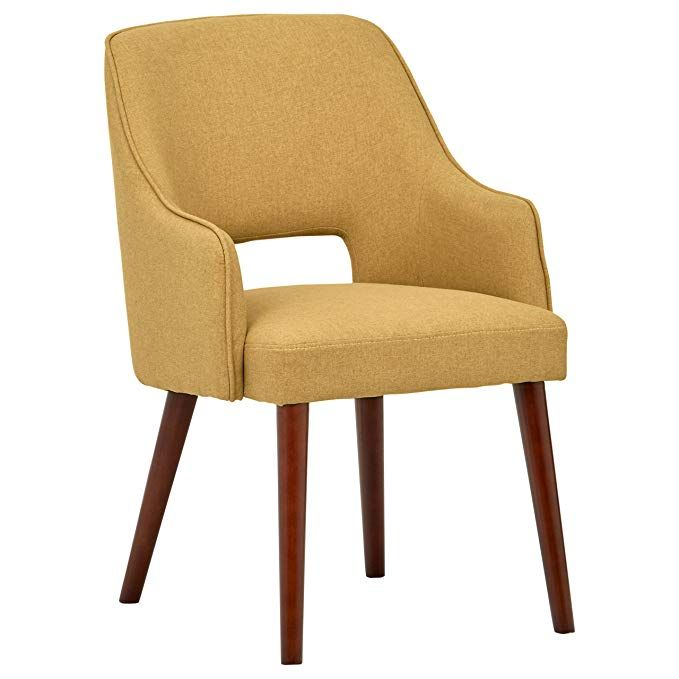 Surprising Rivet Whidbey Mid Century Open Back Accent Dining Chair Dailytribune Chair Design For Home Dailytribuneorg
