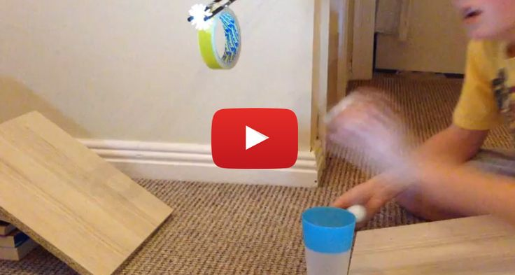 Awesome Ping Pong Trick Shots – Wow
