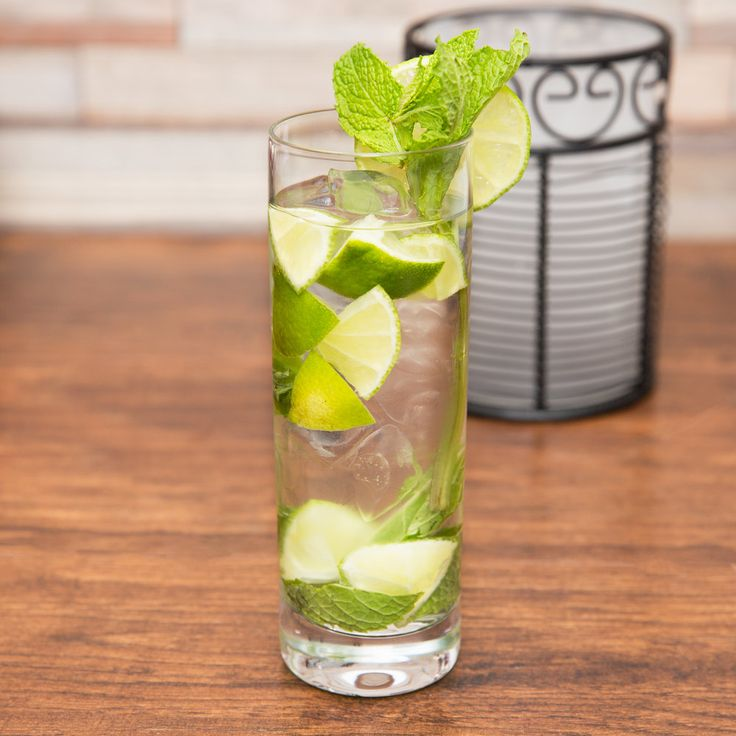 Anchor Hocking Stolzle 3500013T New York 10.75 oz. Collins / Mojito Glass - 6/Pack