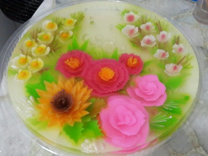 Jelly... puding...25cm...