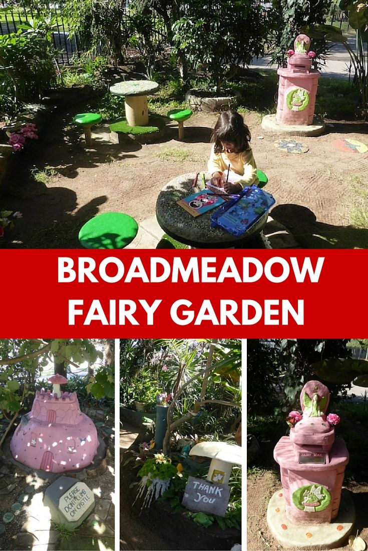 For a whimsical experience, visit the Fairy Garden in Broadmeadow. This enchanted grotto created by a local neighbour features trees, winding paths, lots of plants and many figurines that young kids will love.