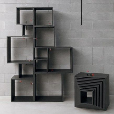 MODULE R | Assemblage - Shelving and Storage