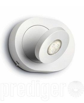 Philips InStyle Scope LED Wandleuchte 69070/31/16