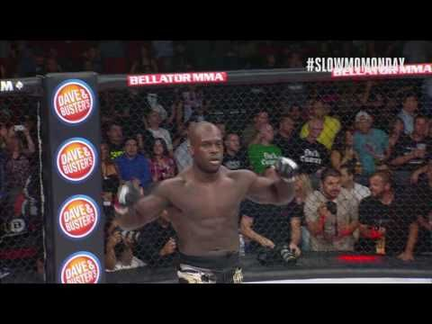 Melvin Manhoef Goes Slow...Mo