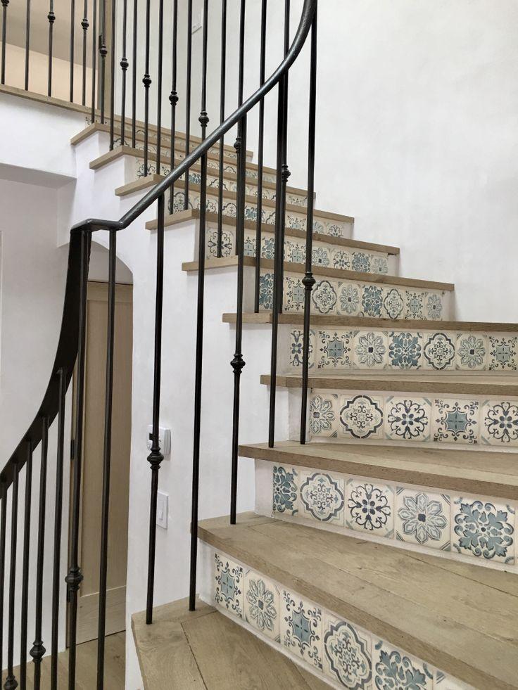Giannetti Home Malibu Stair - walker zanger tiles