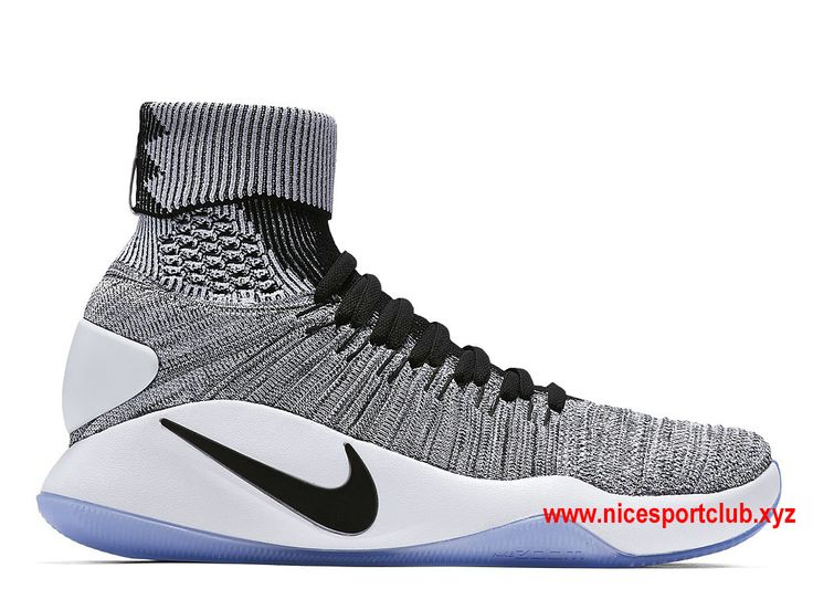 nike shoes 2016 basketball. chaussures de basketball nike hyperdunk 2016 flyknit oreo prix homme pas cher\u2026 | shoes pinterest boutique, nice and designers basketball