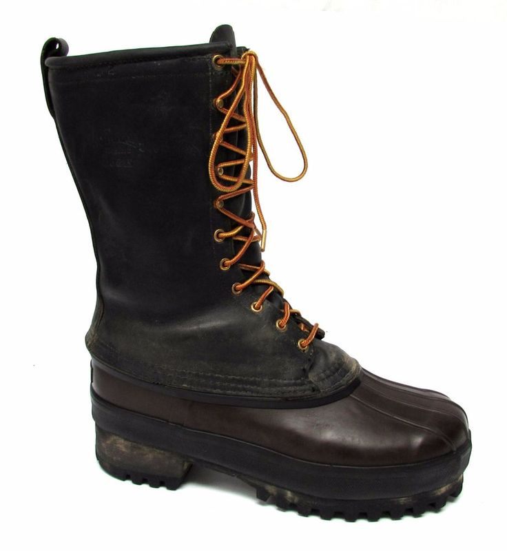 Hoffman Boots Men's Size 12 Kellogg / ID Lineman Logger Boots Insulated #Hoffman #WorkSafety