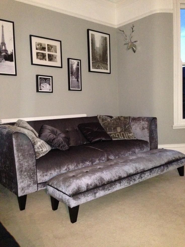 Grey lounge