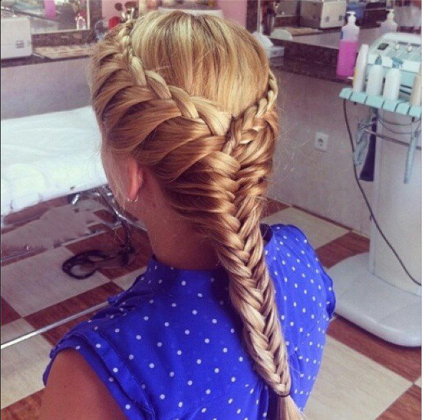 Combo Cool Braided Hairstyles You Will Love