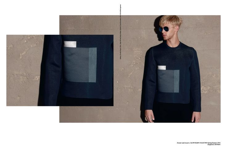 HommeModel - The Premier Source for Menswear in High Quality: EDITORIAL: Modern 2