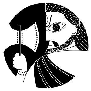 nina paley's dasavatara - parasurama, the axe wielding brahmin
