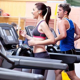 Treadmill Workout: 30 Minute Pyramid Intervals