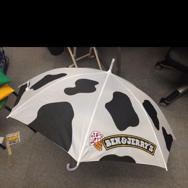 Ben's umbrella. Limited in Japan
