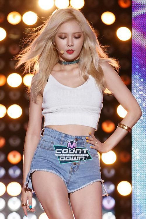 74 Best Images About HyunA On Pinterest
