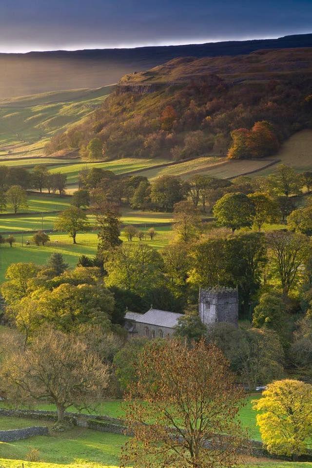Arncliffe | Yorkshire Dales by Simon Warrington
