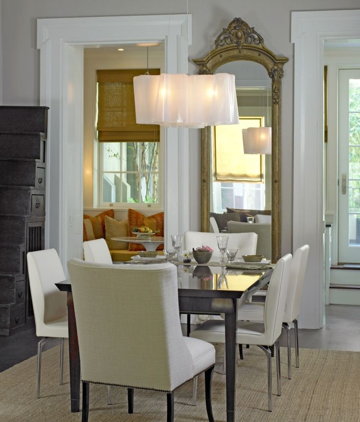 341 best Dining Rooms images on Pinterest | Beautiful life, Dining ...