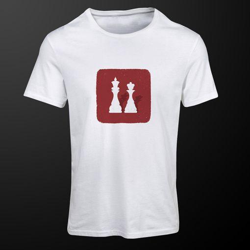Chess Square #ChessSquare #white #chess #tshirt #clothing #premiumchesswebshop #chesswebshop