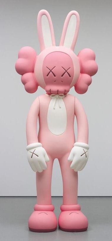 Artist : KAWS More Pins Like This At FOSTERGINGER @ Pinterest