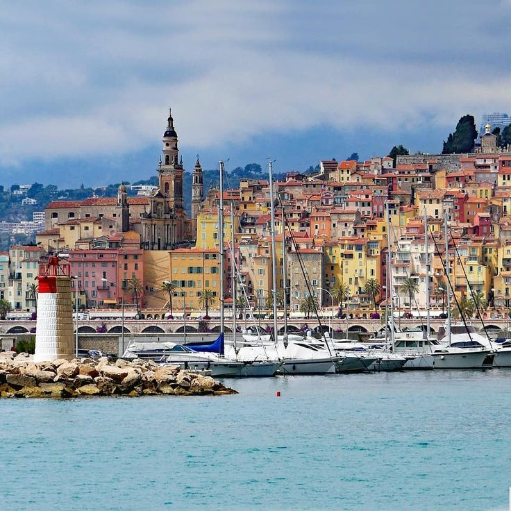 #Dreaming of the #French #Riviera? Book now: www.SailChecker.com #sailing #travel #dream
