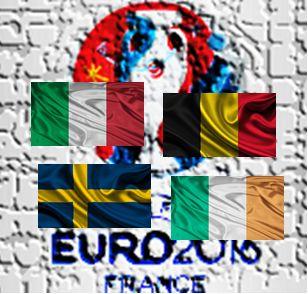 Café y Fútbol: Eurocopa Francia 2016 Grupo E