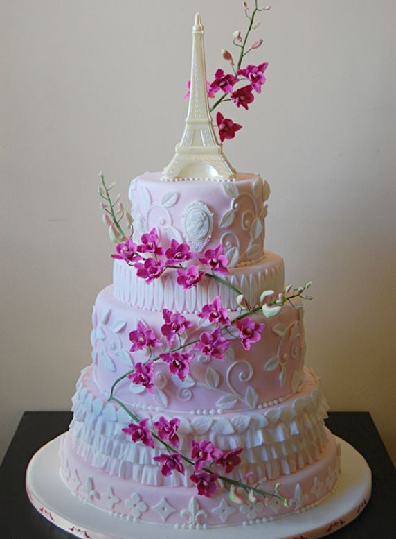 17 Best images about Cakes on Pinterest Quinceanera cakes