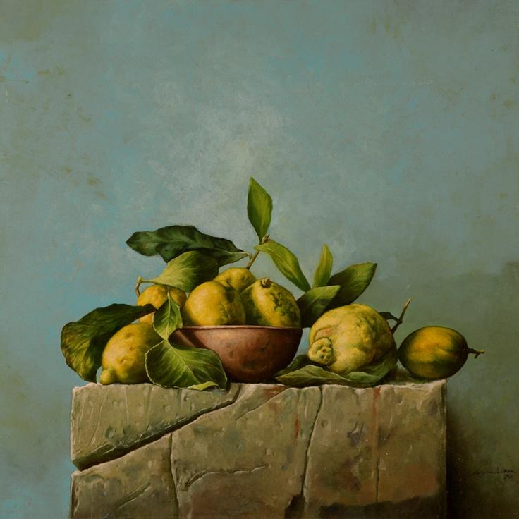 serie altari 3 oil on canvas cm 60x60