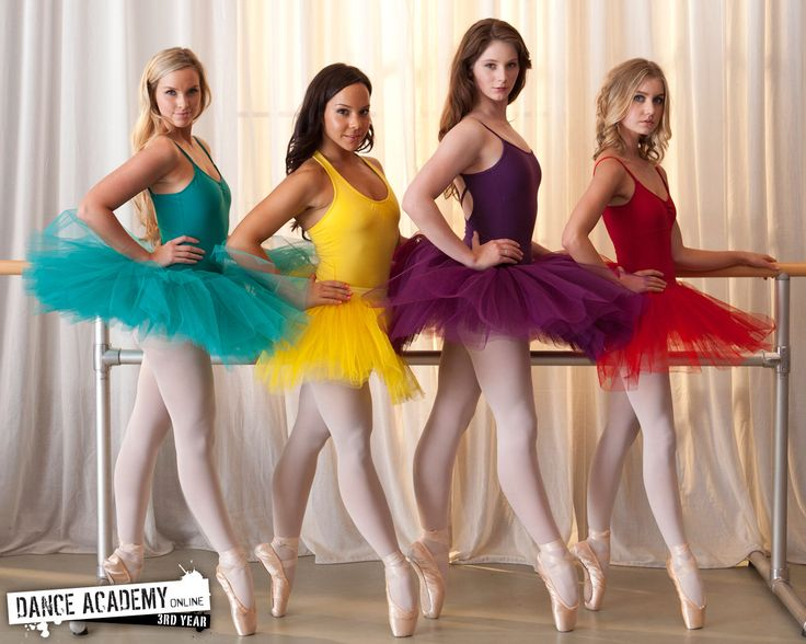 Girls in the Dance Academy❤❤❤️