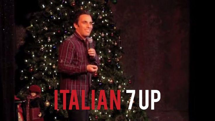 Italian 7-up | Sebastian Maniscalco