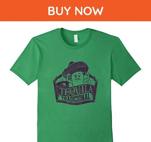 Mens Funny Tequila Mexico Lover Fiesta Mezcal Alcohol  T Shirt XL Grass - Funny shirts (*Amazon Partner-Link)