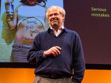 TED Talk with Juan Enriquez: Your online life is as permanent as a tattoo