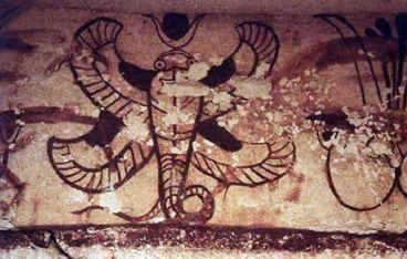 Cagliari, Tuvixeddu, tomba dell'Ureo