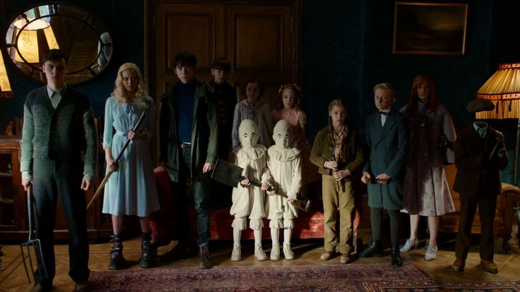 Tim Burton's upcoming movie 'Miss Peregrine's Home for Peculiar Children' is set…