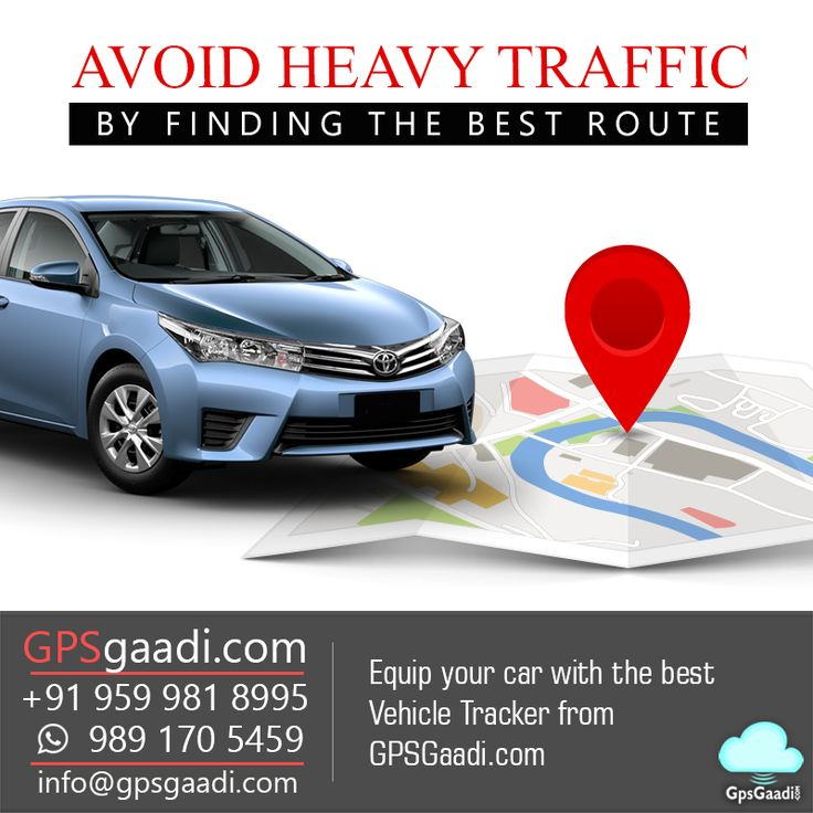 Make A Hassle Free Travel Journey By Gps Tracking Devices For Cars In Delhi Ncr