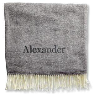 Personalized Blanket with Name-3 Colors Mother's Day Gift   Gift for Mom   Gift for Sister   Gifts for Her   Gift for Aunt   Bridesmaid's Gift   Christmas Gift for Her   Valentine's Day Gift for Her   Birthday Gift for Her   Monogrammed Gift   Personalized Gift   affiliate
