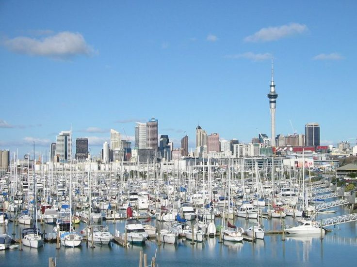 Westhaven Marina, Auckland, New Zealand