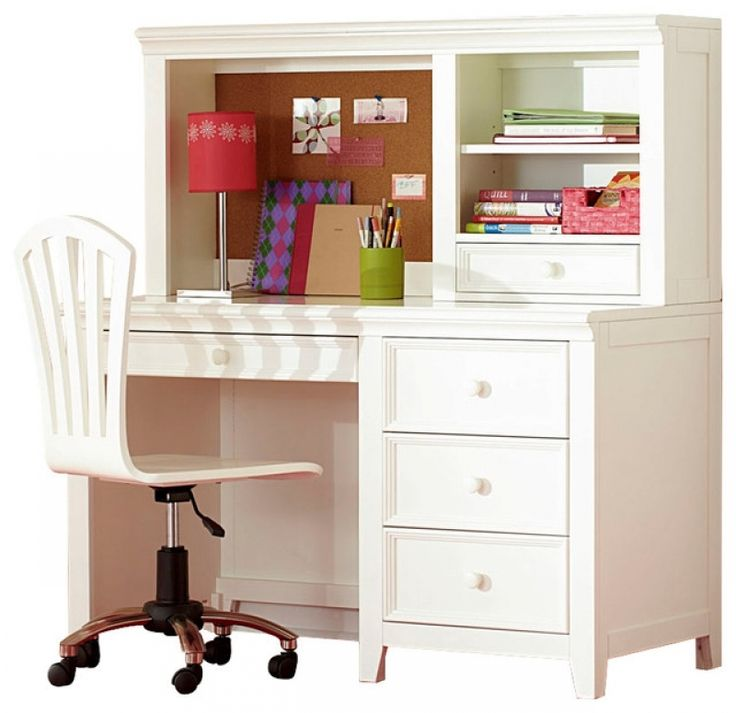 best 25 white desk with hutch ideas on pinterest white desk hutch white kitchen desk hutch. Black Bedroom Furniture Sets. Home Design Ideas