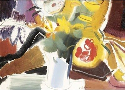 It's About Time: Flowers as seen by British painter Ivon Hitchens 1893-1979