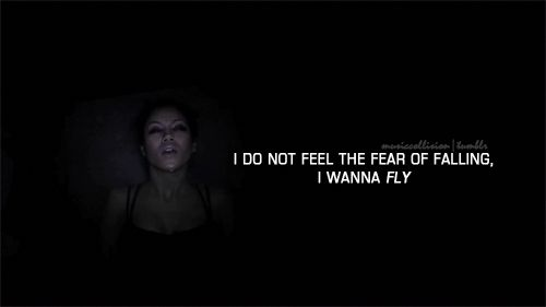 """jhene aiko """"3:16 AM"""" I do not feel the fear of falling.. Thought I could fly... It didn't go well... but oh well... #getRefocused"""